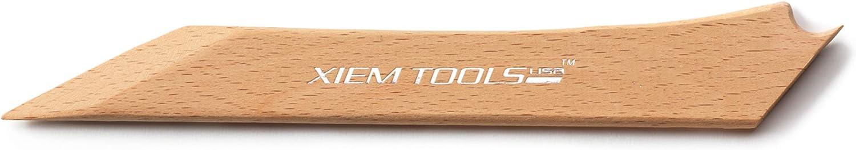 Xiem Studio Tools Foot Shaper for Pottery and Ceramics (Large)