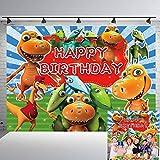 Dinosaur Train Birthday Banner Party Supplies...