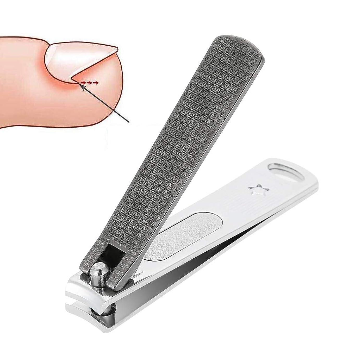 導体一過性経済専門の爪切り マニキュアペディキュア 爪ケア 大きい 合金の爪カッター