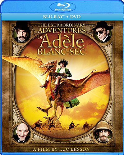 The Extraordinary Adventures of Adele Blanc-Sec (BluRay/DVD/Digital Copy) [Blu-ray]