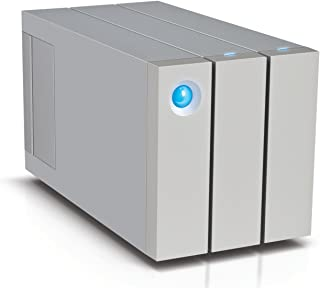 Lacie 2Big RAID 12TB Thunderbolt 2 7200RPM 外置硬盘 (STEY12000400)