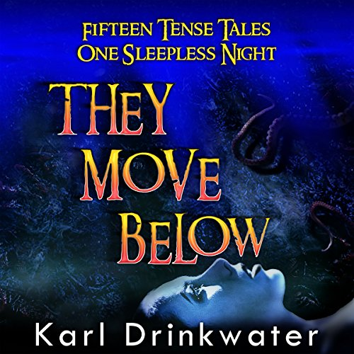 They Move Below audiobook cover art
