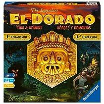 Ravensburger - Family games El Dorado Héroes y Demonios