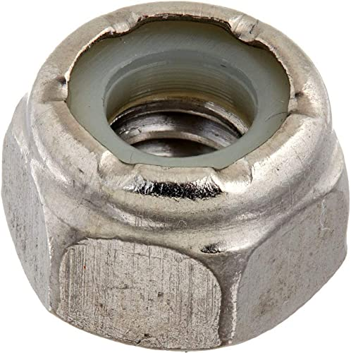 popular Single Nylon Insert online Locknut, 2021 Stainless Steel, 1/4 by 20-Inch (50-Pack) outlet sale