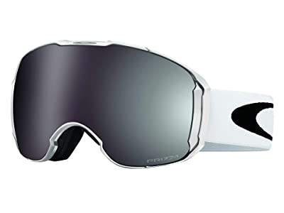 Oakley Airbrake XL Large (Polished White/Prizm Black/Prizm Hi Pink) Goggles