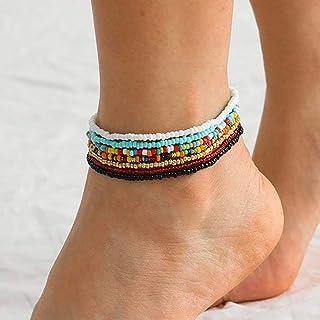 Two Tone Bead Anklet \u2022 Beaded Ankle Bracelet \u2022 Two Tone Ankle Bracelet \u2022 Sparkle Bead Anklet \u2022 Silver and Gold Beaded Anklet \u2022 Dainty Anklet