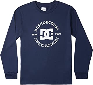 DC Shoes Star Pilot - Camiseta de Manga Larga para Niños 8-16 ADBZT03127