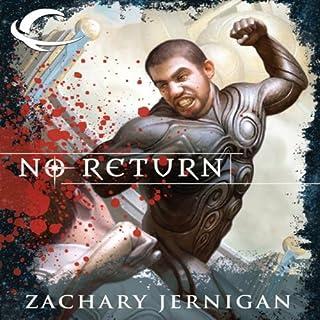 No Return audiobook cover art