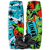 Ronix 120 Vision Kid's Wakeboard Package with Divide Boot 2-6