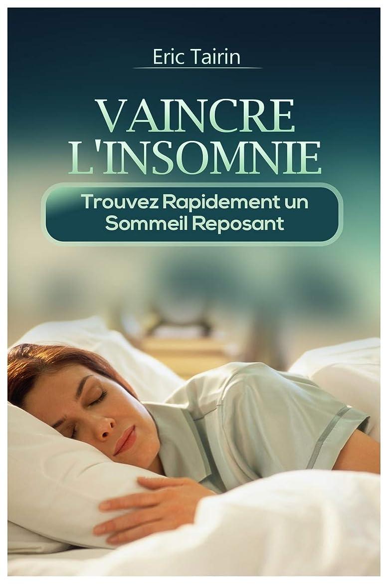 果てしない影のある圧倒するVaincre L'Insomnie : Trouvez rapidement un sommeil reposant