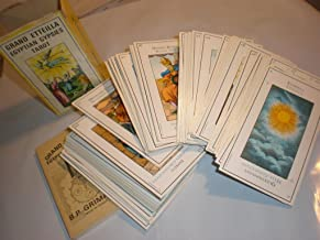 Grand Etteilla Egyptian Gypsies Tarot (Boxed Set of 78 Cards)