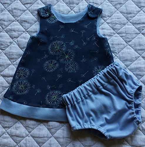 Baby  Toddler Bodysuit Dandelion Baby Clothes Fine And Dandy Flower Themed Baby Outfit For Baby Boys  Baby Girls Preemie-24 Months