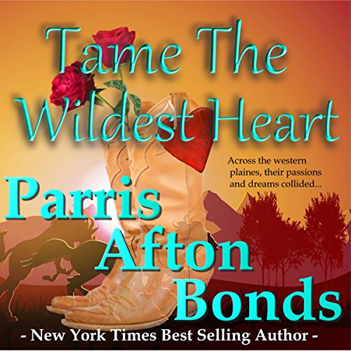 Tame the Wildest Heart audiobook cover art