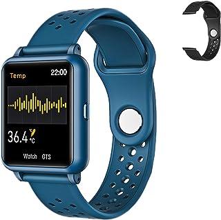 Stayoung Reloj Inteligente, Smartwatch de Temperatura Corpor