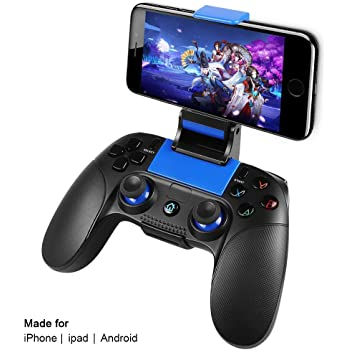 Controlador para iOS, PowerLead Inalámbrico Mando Mobile de Juego ...