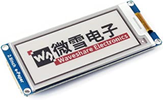 Waveshare 2.9inch E-Ink display module three-color communicating via SPI interface 296x128 resolution E-paper with embedded controller for Raspberry Pi