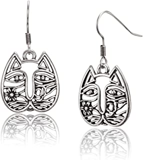 Laurel Burch Classics Collection Siamese Cats Pendent Necklace