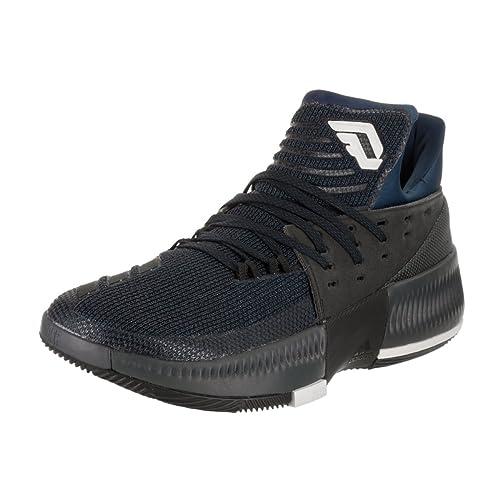 huge discount ce9f1 dea2f adidas Mens Dame 3 Basketball Shoe