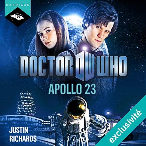 Couverture de Doctor Who : Apollo 23 (Édition française)
