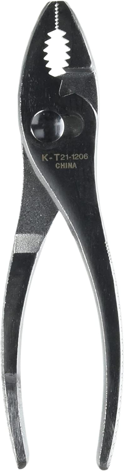 K-T Industries Slip Joint free shipping Our shop most popular Plier 6-Inch