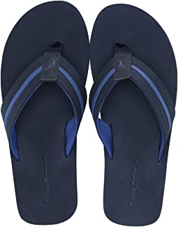 f6009c3dd3d58 Men s Blue Sandals + FREE SHIPPING