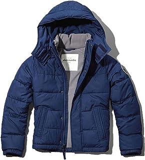 [アバクロキッズ] AbercrombieKids 正規品 子供服 ボーイズ アウタージャケット classic puffer jacket 232-716-0111-026 並行輸入品 (コード:4085220007)