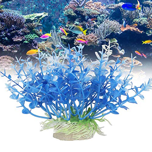 Pangding Aquarium-decoratie, levendige koraalplanten, kunstplanten, voor tuinaarde, vistanks onder water