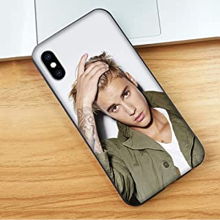 Inspired by Justin Bieber Phone Case Compatible WithIphone 7 XR 6s Plus 6 X 8 9 Cases XS Max ClearIphones Cases High Quality TPU Silicone - Pants Dogtag- Coloring Notebook- 33053934784