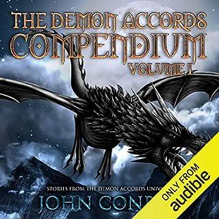 The Demon Accords Compendium, Volume 1 audiobook cover art