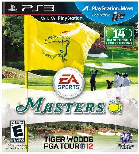 Tiger Woods Pga Tour 12 : The Masters (PS3) [Importación inglesa]