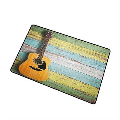Lindsay Gosse Música Alfombrilla para Guitarra Guitarra acústica ...