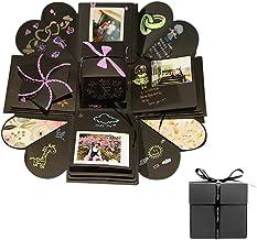 Sumshy Explosion Gift Box DIY Photo Album, Creativo álbum Scrapbook para Bodas, Sensible Fotos, día de la Madre, Cumpleaños Aniversario, San valentinoi