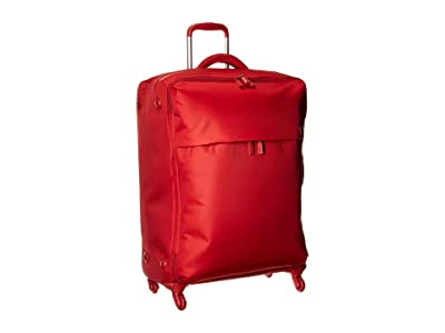 Lipault Paris Original Plume 28 Spinner (Cherry Red) Luggage