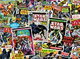 Buffalo Games Star Wars Collage: Classic Comic Books - 1000 Piece Jigsaw Puzzle