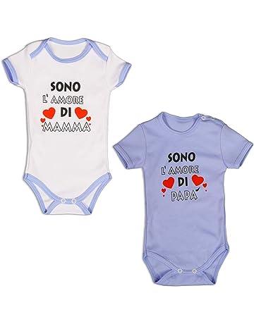 Body ACDC Baby Neonato Onesies Super Soft Cotone Comodi Vestiti Bambino