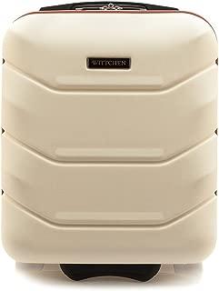 Equipaje de mano, Maleta, Bianco, 42x32x25 cm, 25 Litro, Dimensión: Pequeña, XS, ABS -56-3A-281-88