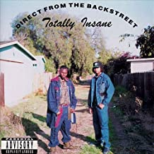 Direct from the Backstreet by Totally Insane (1995) Audio CD