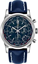 Breitling Transocean Unitime Pilot Men's Watch AB0510U9/C879-102X