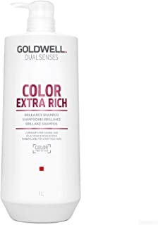 Goldwell Dualsenses Color Extra Rich Conditioner for Unisex, 25.4 Ounce