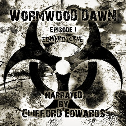 Wormwood Dawn audiobook cover art
