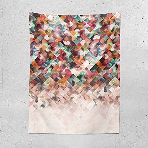 Lume.ly - Modern Art Geometric Wall Tapestry Decor, Abstract Design...