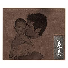 ✔ CUSTOM MEANINGFUL GIFTS: This personalized photo wallet makes the ideal warming gift for a special someone, or a stylish treat for yourself. There's making this a Printed on the front and back with your photos. Even with regular use, your photo or ...