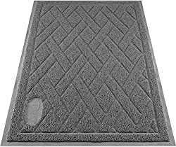 best kitty litter mat to protect hardwood floors