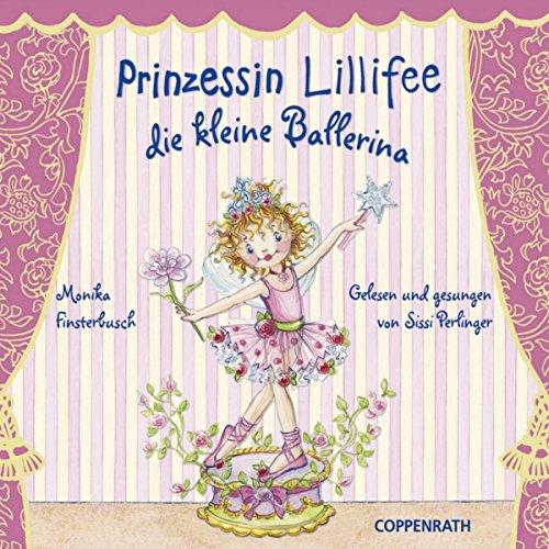 Prinzessin Lillifee: Die kleine Ballerina Titelbild