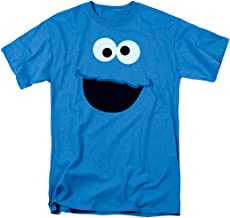 Sesame Street Cookie Monster T Shirt & Stickers