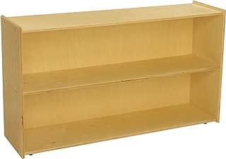 Childcraft 1526296 ABC Furnishings 2-Shelf Storage Unit, 20