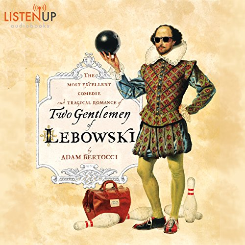 Two Gentlemen of Lebowski audiobook cover art