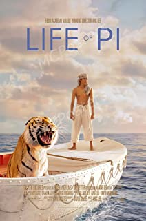 MCPosters Life of Pi GLOSSY FINISH Movie Poster - MCP240 (24