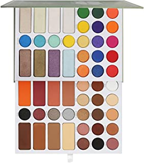 Docolor Eyeshadow Palette 54 Colors Book Shadow Palette Matte Glitter Highly Pigmented Shimmer...