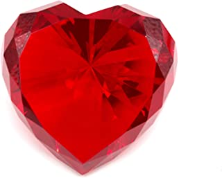 Best red crystal heart Reviews